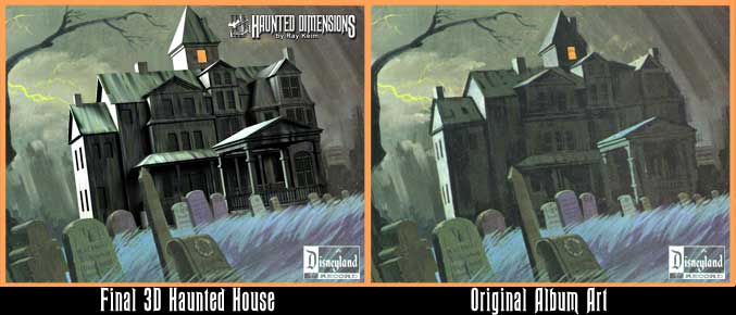 Pictures of the haunted house