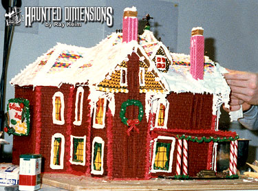 Gingerbread Dimensions Blob House