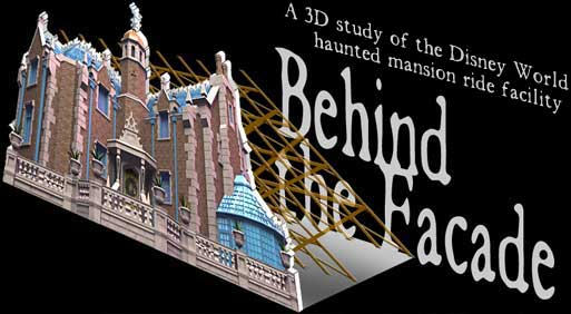 Disney Haunted Mansion History Behind The Facade